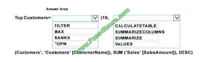 Pass4itsure 70-778 exam questions-q8-2