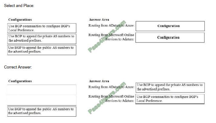 Pass4itsure AZ-103 exam questions-q8